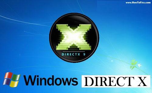 Downlaod Directx