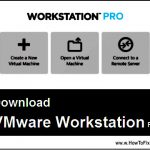 Download VMware Workstation Pro