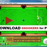Download Snooker Game for PC