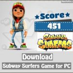 Download Subway Surfers Game for PC