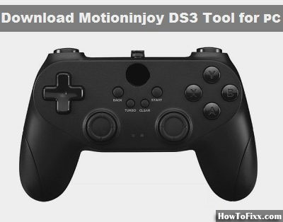 Download Motioninjoy DS3 Tool