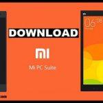 Download Xiomi PC Suite