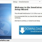 Download InnoExtractor