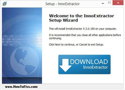 Download InnoExtractor