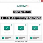 Download Kaspersky Free Antivirus