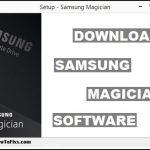 Download Samsung Magician Software