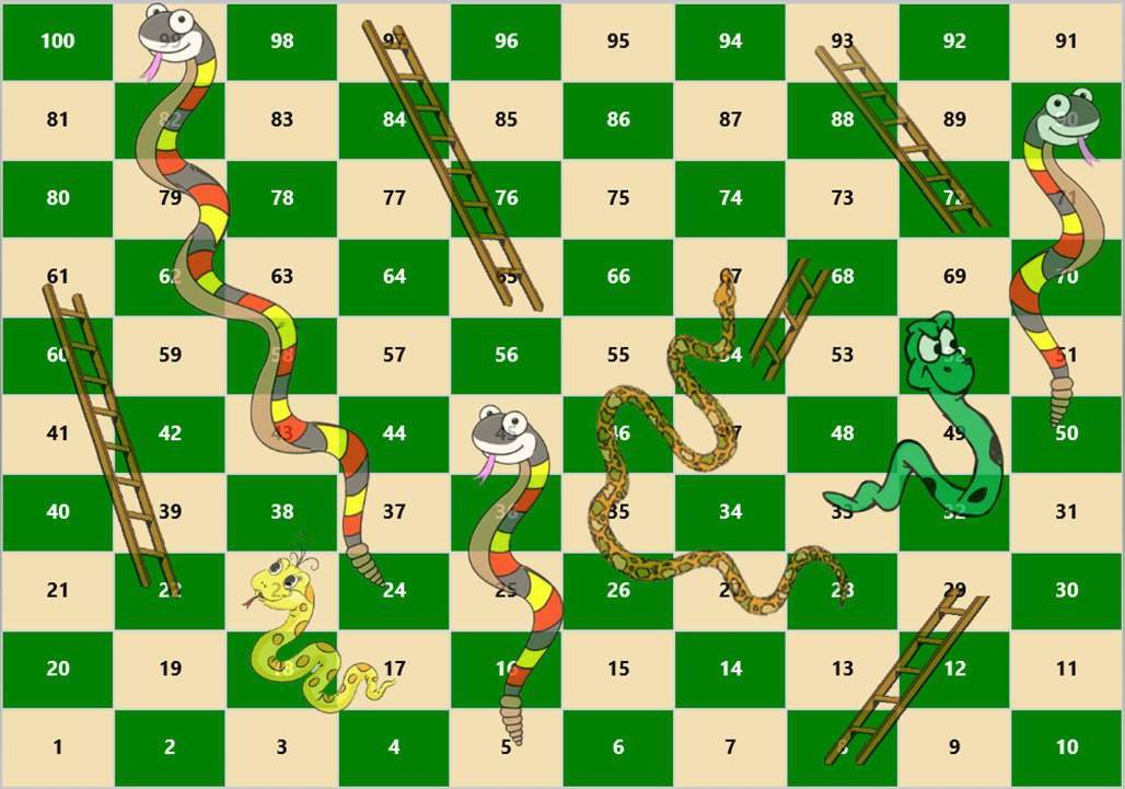 free download snake and ladder board game