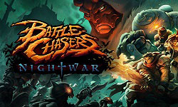 Battle Chasers Japanese Role-Play Game