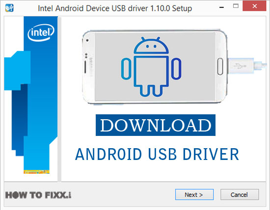 Android USB Driver