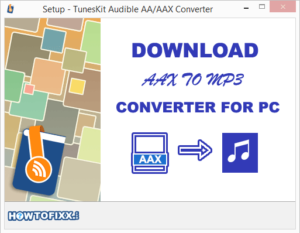 AAX to MP3 Converter